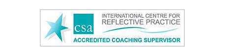 Logo CSA Supervision coach accrédité