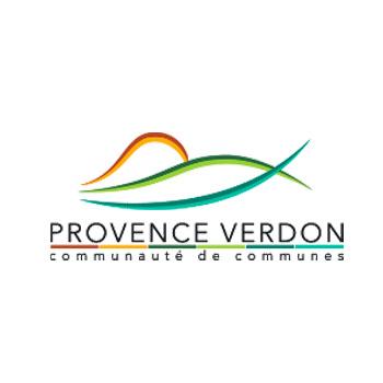 Logo Communauté de communes du Verdon